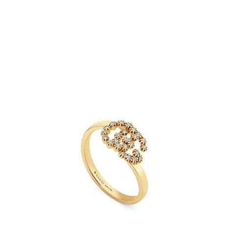 GG Running系列钻石戒指