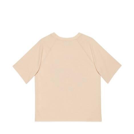 """儿童""""Guccy's""""印花棉质T恤"""