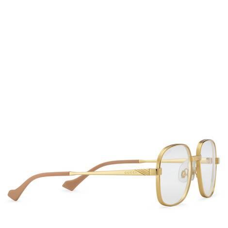 圓形鏡框太陽眼鏡