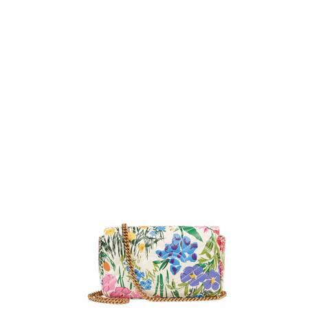 线上专享艺术家Ken Scott印花系列GG Marmont系列超迷你手袋