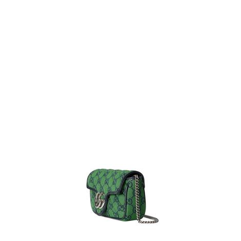GG Multicolor系列GG Marmont超迷你手袋