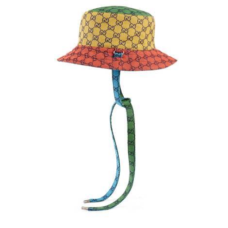 GG Multicolor系列双面渔夫帽