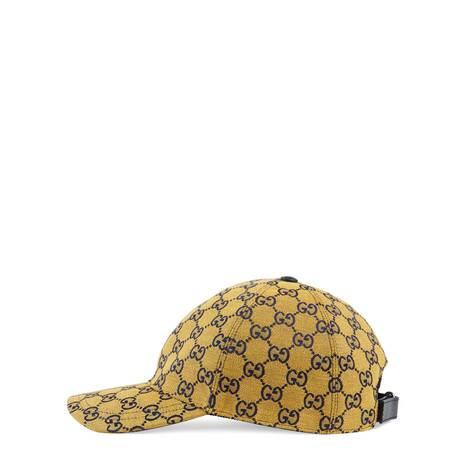 GG Multicolor系列帆布棒球帽