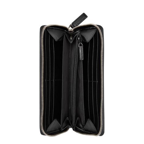 GG Marmont系列皮革全拉链式钱包