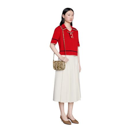 精棉针织Polo衫