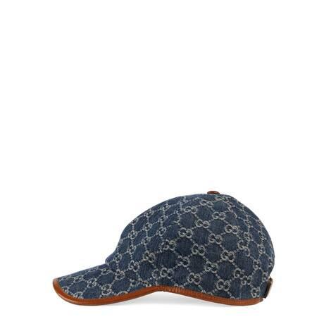 GG Denim系列棒球帽