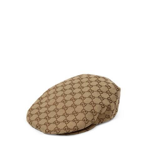 GG斜纹棉鸭舌帽